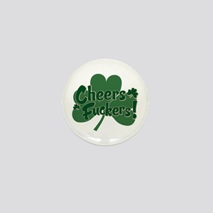 Irish Toast Mini Button